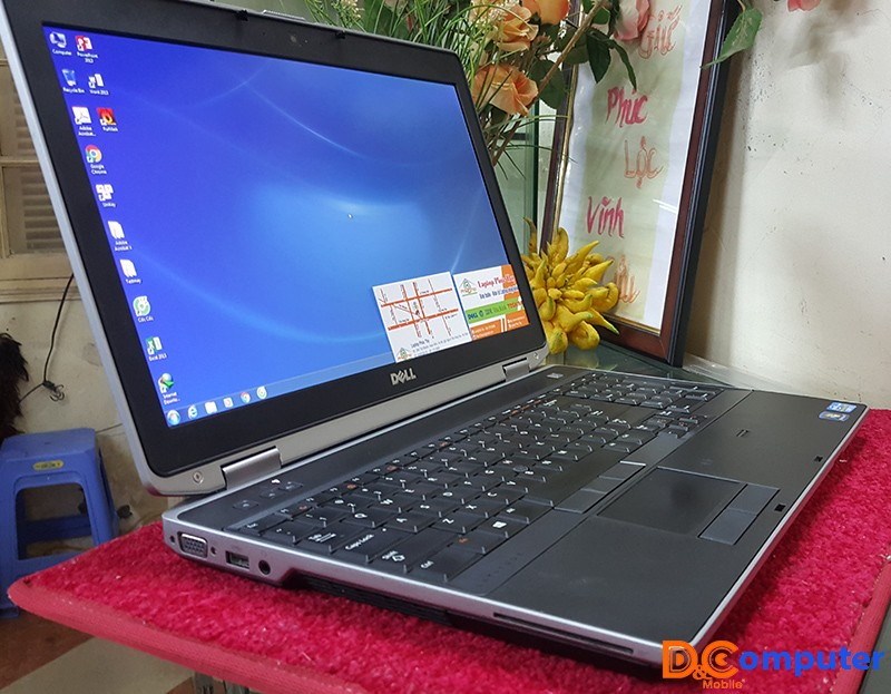 Laptop cũ Dell Latitude E6530