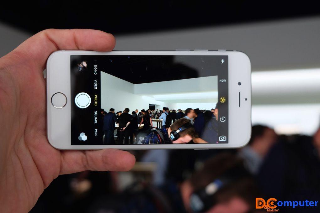 hình chụp từ iphone 6s