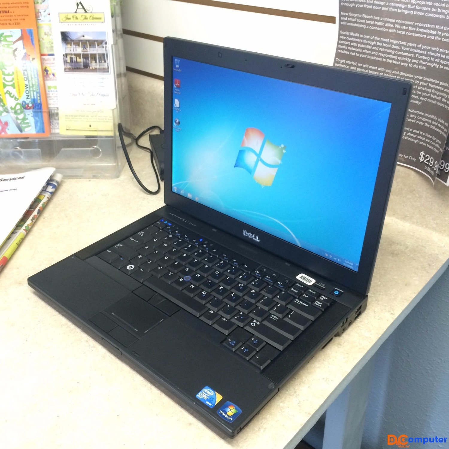 laptop Dell latitude E6410 i7 2