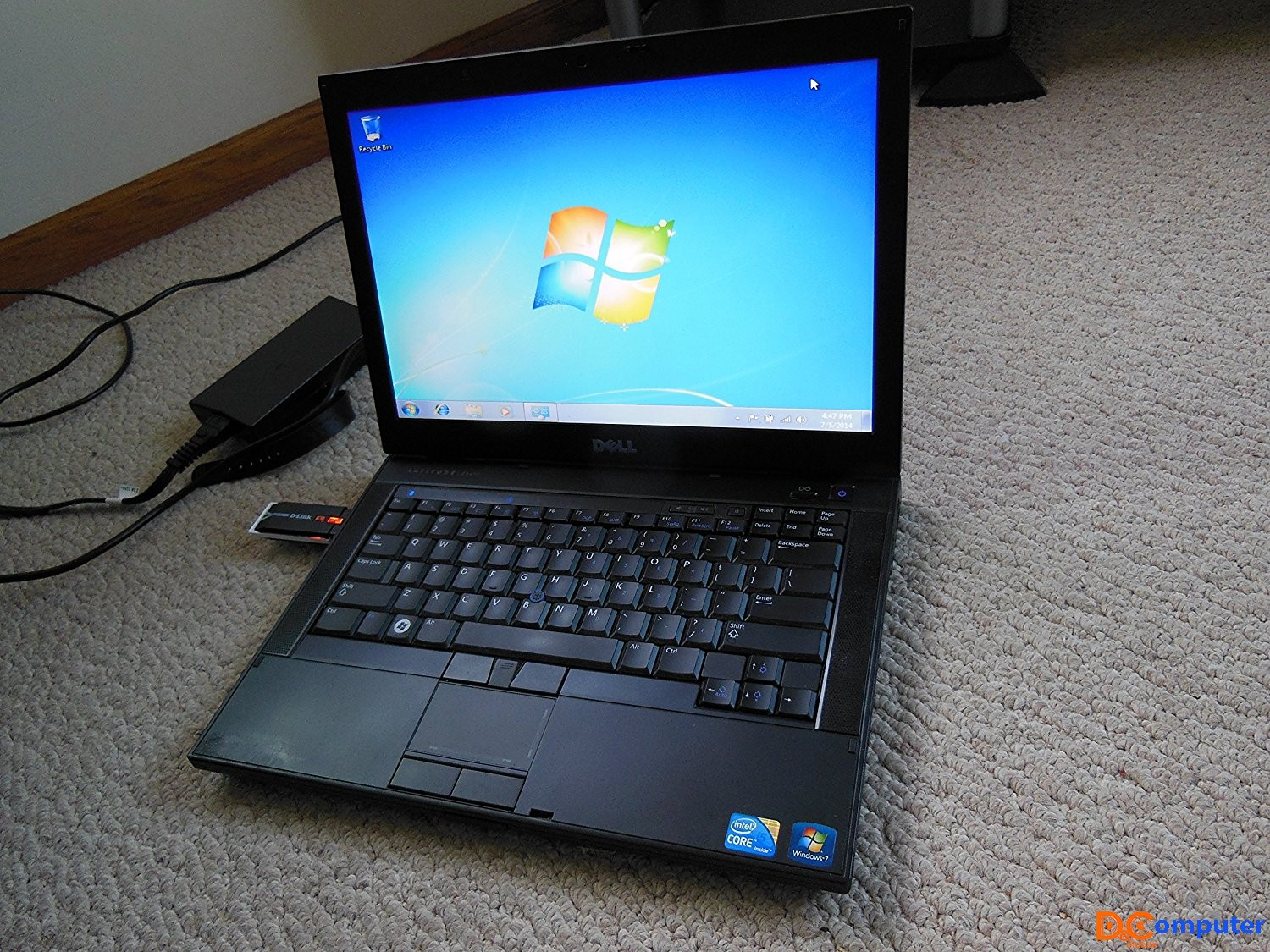 laptop Dell Latitude E6410 i7