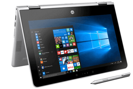 5 Laptop HP Pavilion X360 ad026TU