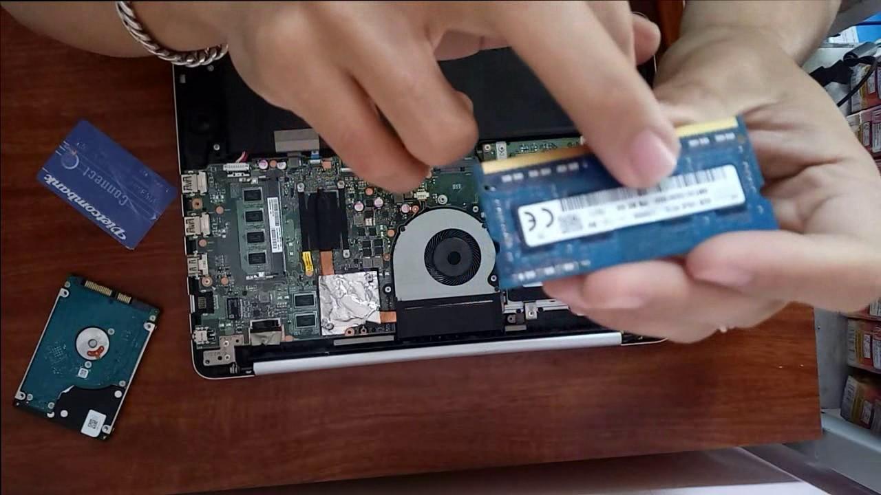 Mua RAM laptop cũ ở đâu uy tín?