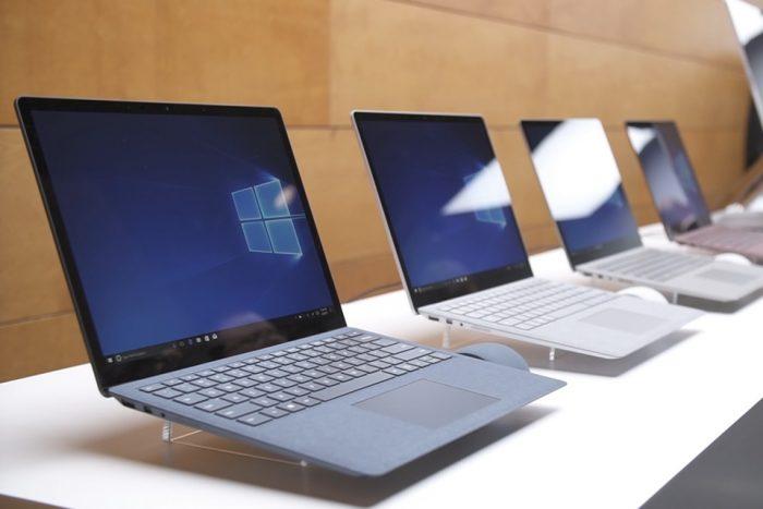 gia laptop cu